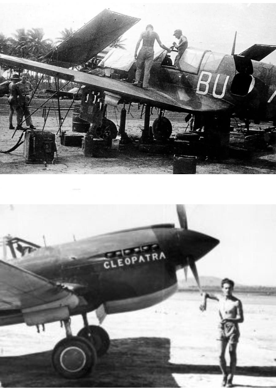 1/48ITALERI P-40 A29-629(4
